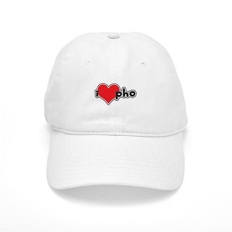 """""""I Love Pho"""" Cap"""