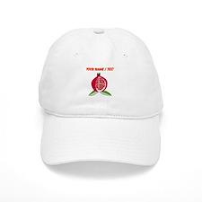 Custom Pomegranate Baseball Cap