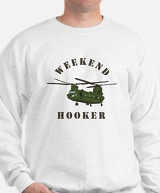 Weekend Hooker Sweatshirt