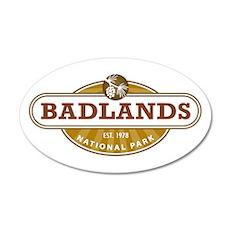 Badlands National Park Wall Decal