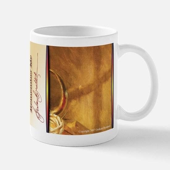 """Remember Me"" Fine Art Mug"