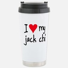 I LOVE MY Jack Chi Mugs