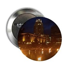 """Providence WaterFire 2.25"""" Button"""