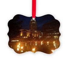 Providence WaterFire Ornament