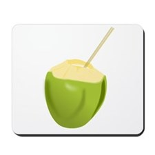 Coconut Drink Mousepad