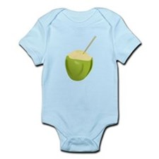 Coconut Drink Body Suit