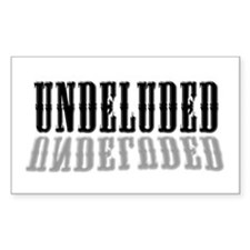 Undeluded Rectangle Decal