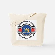 New York Boxing Tote Bag