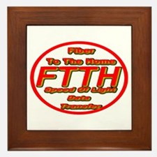 FTTH (Fiber to the Home) Framed Tile