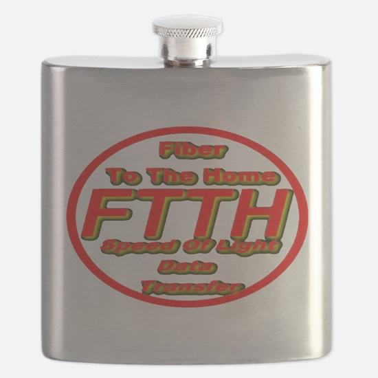 FTTH (Fiber to the Home) Flask