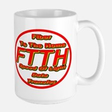 FTTH (Fiber to the Home) Mugs