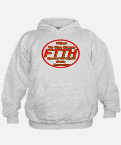 FTTH (Fiber to the Home) Hoodie