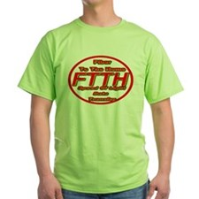 FTTH (Fiber to the Home) T-Shirt