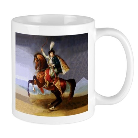 Noble Horseman Mug