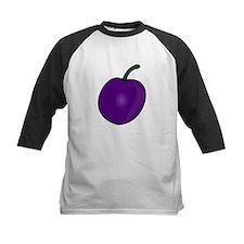 Purple Plum Baseball Jersey