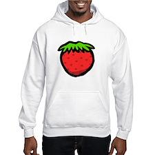 Strawberry Cartoon Jumper Hoody