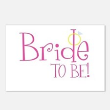 Bride To Be Postcards (Package of 8)