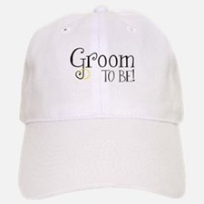 Groom To Be Baseball Baseball Cap