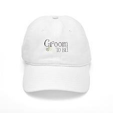 Groom To Be Baseball Cap