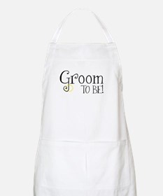 Groom To Be BBQ Apron