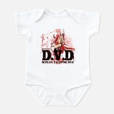 Devilish Valentine Diva Infant Bodysuit
