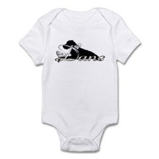Love my Dane Infant Bodysuit