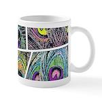 Peacock Cartoon - Mug