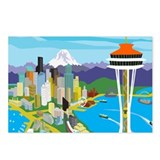 Seattle Postcards