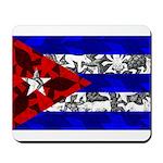 Cuban Pop Art Mousepad