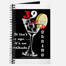 39+ with Attitude! Journal