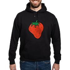 Red Strawberry Hoody
