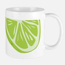 Lime Slice Mugs
