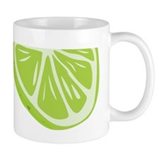 Lime Slice Mugs
