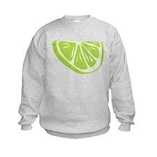 Lime Slice Sweatshirt
