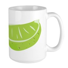 Lime Wedge Mugs