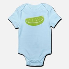 Lime Wedge Body Suit