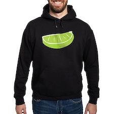 Lime Wedge Hoody