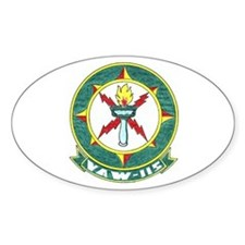 VAW 115 Sentinels Oval Decal