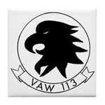 VAW 113 Black Eagles Tile Coaster