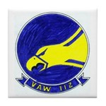 VAW 112 Golden Hawks Tile Coaster