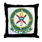 VAW 115 Sentinels Throw Pillow