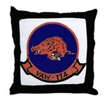 VAW 114 Hormel Hogs Throw Pillow