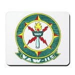 VAW 115 Sentinels Mousepad