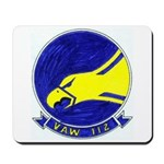 VAW 112 Golden Hawks Mousepad