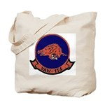VAW 114 Hormel Hogs Tote Bag
