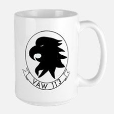 VAW 113 Black Eagles Mug