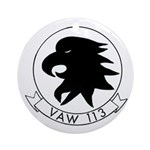 VAW 113 Black Eagles Ornament (Round)