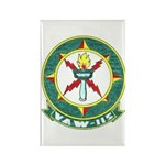 VAW 115 Sentinels Rectangle Magnet