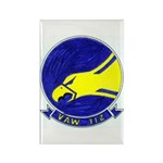 VAW 112 Golden Hawks Rectangle Magnet