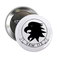 VAW 113 Black Eagles Button